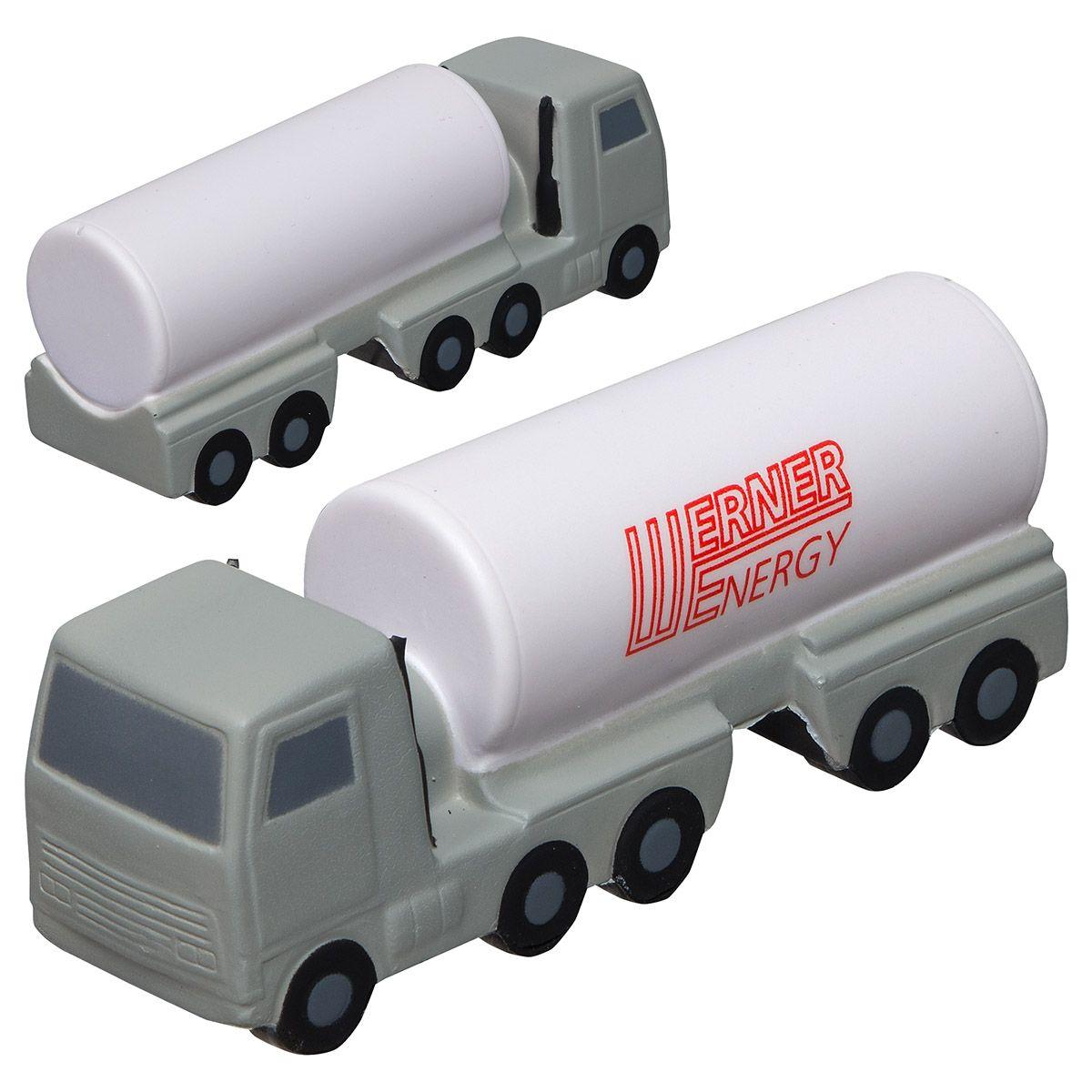 oil tanker stress toy