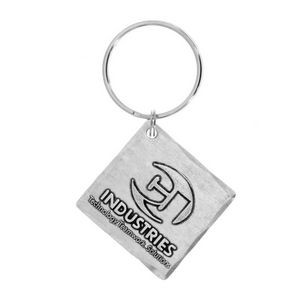 Wexford Stainless Steel Square Key Ring