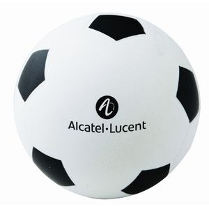 "2 1/2"" Foam Soccer Ball Stress Reliever"