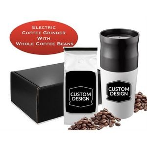 Coffee Grinder with Beans Boxed Kit