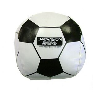 "4"" Soccer Squeezable Sports Ball"