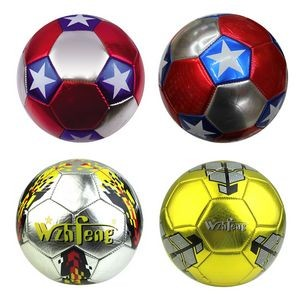 Custom Metallic Colors Soccer Ball
