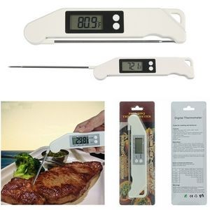 Instant Read Meat Cooking BBQ Thermometer