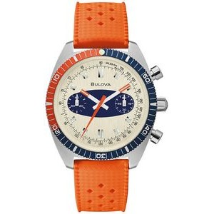 "Bulova Deep Sea Chronograph ""SurfBoard"" Watch"