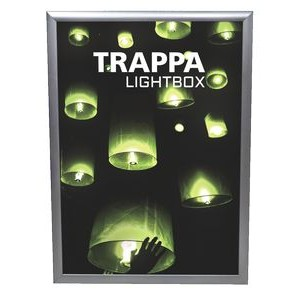"Trappa Snap Frame 30"" x 40"" LED Light Box 04"