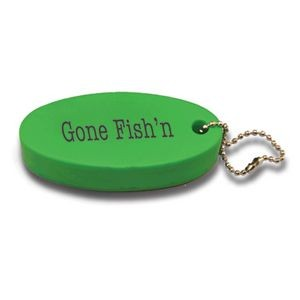 Floating Foam Key Tag - 1 color