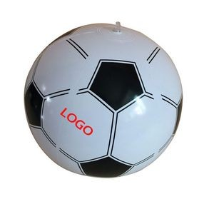 "16"" Inflatable Soccer Ball"