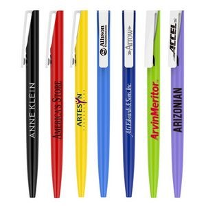 Colorful Series Plastic Ballpoint Pen