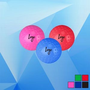 Jumbo Size Golf Ball Shaped Decompression Toy