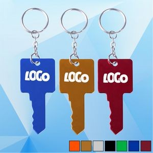2 3/4'' L Metal Key Chain