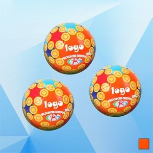 3# Colorful Soccer Ball