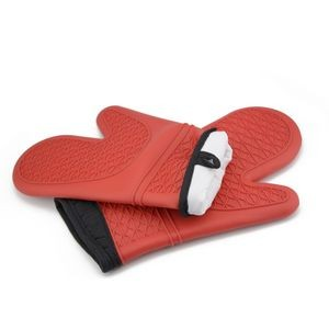 Silicone Heat Resistant Oven Mitts
