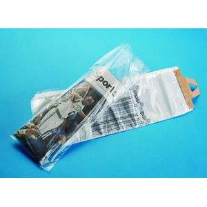 Clear Newspaper Bags