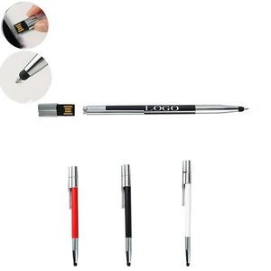 Three In One Capacitive Stylus