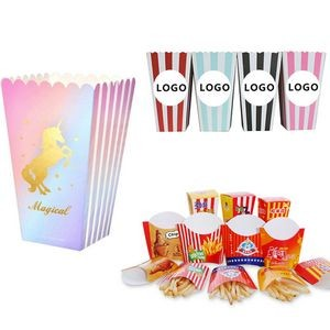 Customized Paper Food Packaging Box