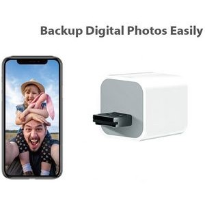 Backup Cube for IOS Mobile Phone Picture Video Address Book Files