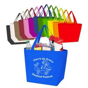 Economy Grocery Non Woven Tote Bag
