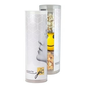 3 Piece Gift Stress Relief Gift Tube w/ Popcorn Tube