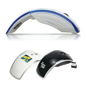 Folding Full Size Wireless Mouse