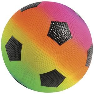 "6"" Rainbow Soccer Ball"