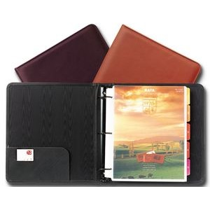 Executive Style Three Ring Binder