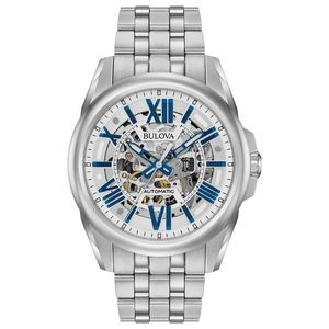 Bulova Watches Mens Bracelet, Automatic