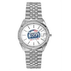 Selco Geneve Silver USA Commander Watch