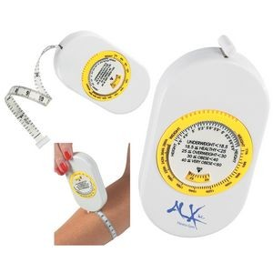 Body Tape Measure With BMI Scale