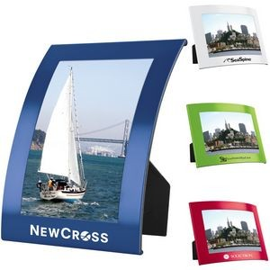 "4"" X 6"" Curve Photo Frame"