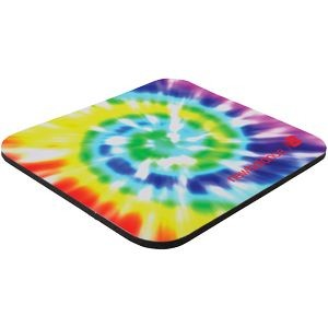 "7"" x 8"" x 1/8"" Full Color Soft Surface Mouse Pad"