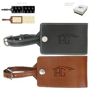 Barrington Wickham Luggage Tag