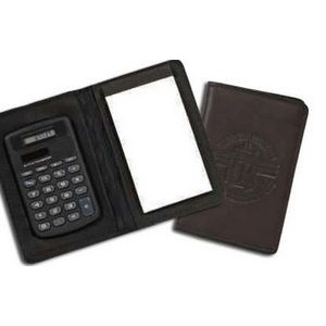 Note Jotter w/Calculator