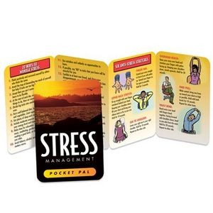 Stress Management Pocket Pal - Personalization Available