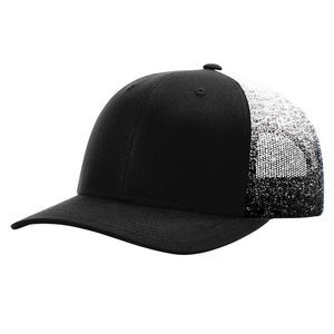 Richardson® Printed Mesh Trucker Cap