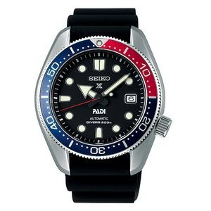 Seiko SPB087 Automatic Diver Men Watch - Black