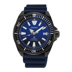 Seiko SRPD09 Automatic Diver Men Watch - Blue