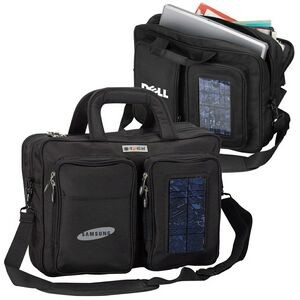G-Tech Solar Computer Brief/Backpack