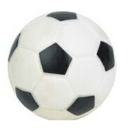 Rubber Soccer Ball (Mid Size)