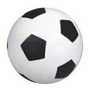 "6"" Soccer Bouncing Ball"