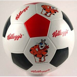 "Official 8.5"" Soccer Ball (Rubber)"