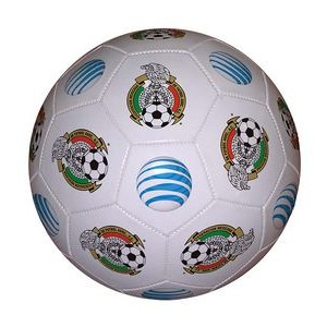 "Junior 7.5"" Soccer Ball (Synthetic Leather)"