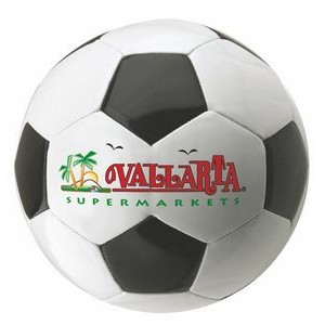 "Official 8.5"" Promotional 26 Panel Soccer Ball (Synthetic Leather)"