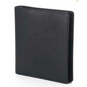 "3-Ring Leather Binder (1"")"
