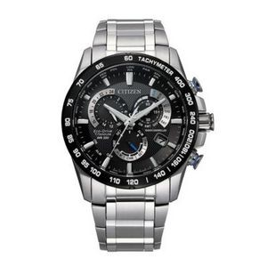 Citizen Men's Atomic Time Eco-Drive Titanium Watch