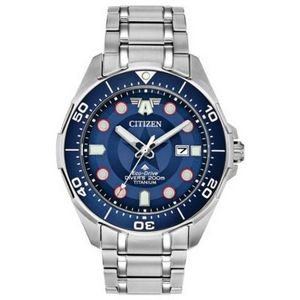 Marvel by Citizen The First Avenger Special Edition Men's Eco-Drive Watch