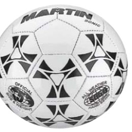 Official Hand Sewn Soccer Ball (Size 5)