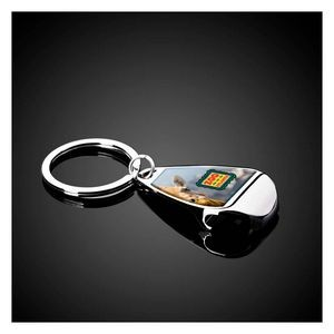 The Apri Bottle Opener Key Chain (Direct Import - 8-10 Weeks Ocean)