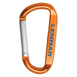 "3 1/8"" Carabiner Key Chain (Direct Import - 8-10 Weeks Ocean)"