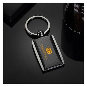 The Carbon Fiber Keychain