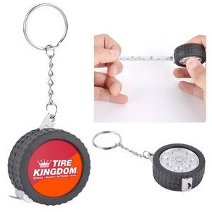 Tire Tape Measure (Direct Import - 8-10 Weeks Ocean)
